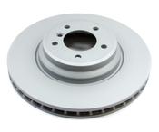 Detroit Axle Rear Premium Brake Rotors For BMW 330i 330Xi 335d 335i 335is 335xi X1 13.22 336mm
