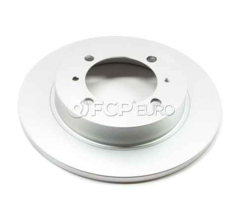 Volvo Brake Disc Rear (S40 V40) - Meyle 40453006