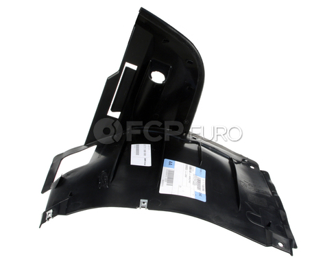 BMW Front Fender Liner Lower Right - Genuine BMW 51717008690