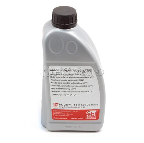 Mercedes Auto Trans Fluid (1 Liter) - Febi 0009899203