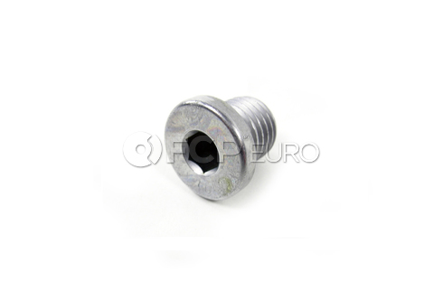 BMW Oil Drain Plug - Genuine BMW 07119904550