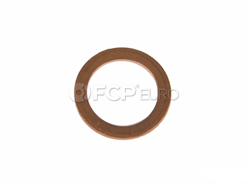 Volvo Turbocharger Oil Line Gasket (S40 V50 C70 C30) - Genuine Volvo 969011