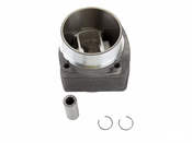 Porsche Piston w/Rings (911) - Mahle 5035692