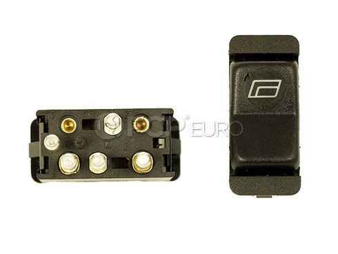 Mercedes Door Window Switch (560SL 380SL) - Genuine Mercedes 0008208310OE
