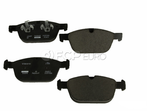 "Volvo Brake Pad Set 12.91"" (XC60 XC90) - Genuine Volvo 31277334"
