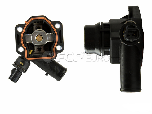 Volvo Thermostat Assembly (S60 XC60 XC70 S80 XC90) - Genuine Volvo 31355151