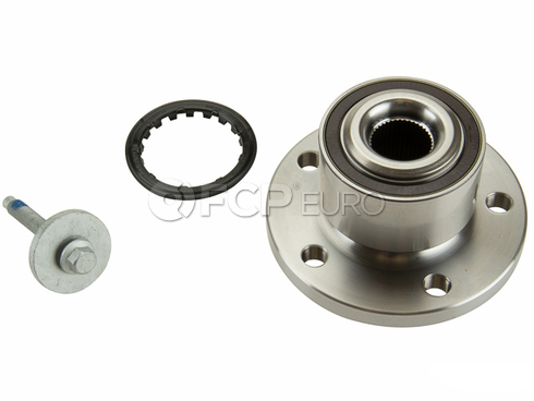 Volvo Wheel Hub Assembly Front - Genuine Volvo 31476395