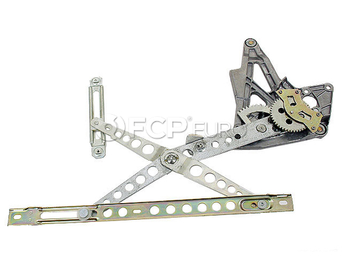 Mercedes Window Regulator (280E 300D 300TD) - Genuine Mercedes 1237202746OE
