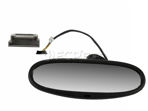 Mercedes Interior Rear View Mirror - Genuine Mercedes 1708100417