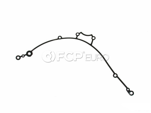 Porsche Timing Cover Gasket Center (Cayenne) - Genuine Porsche 94810112704