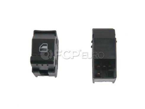 VW Door Window Switch Front Left (Beetle) - OEM Supplier 1C095985501C
