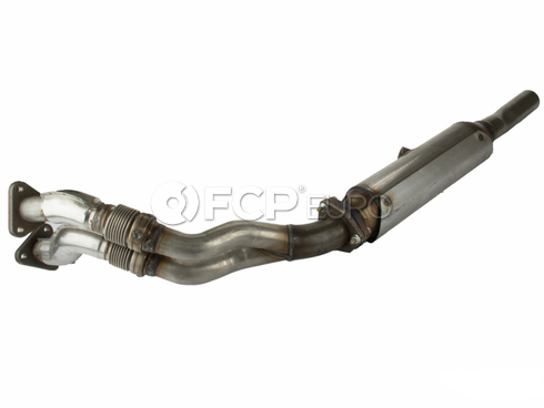 VW Catalytic Converter (Golf Jetta) - Emico 1J0253208FL