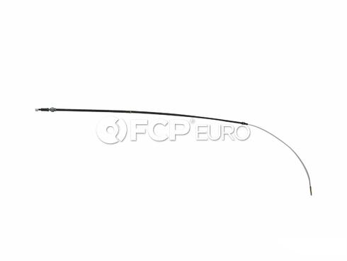 VW Parking Brake Cable (Passat) - Genuine VW Audi 3A0609721C