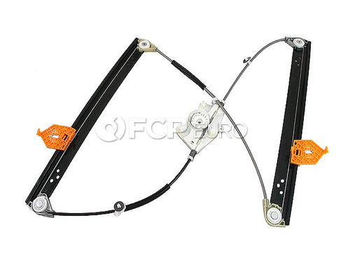 Audi Window Regulator Front Left (A8 Quattro S8) - Genuine VW Audi 4E0837461B