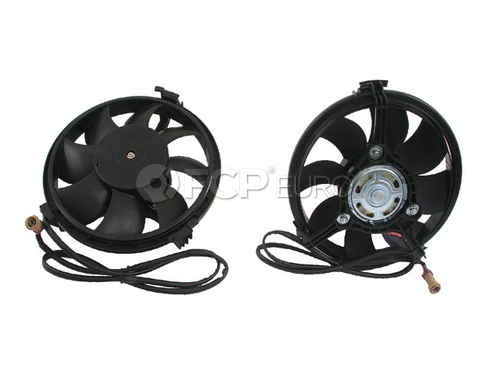 Audi VW Auxiliary Fan Assembly - Meyle 8D0959455C