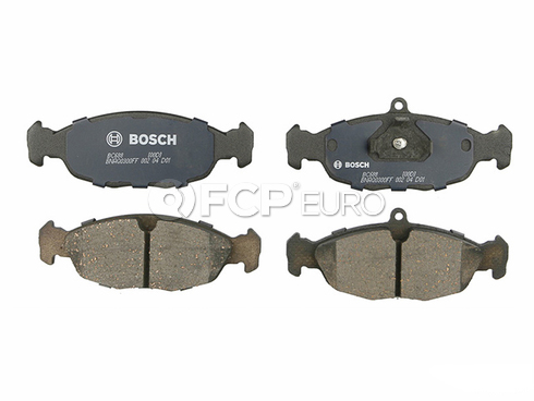 Jaguar Brake Pad Set (Vanden Plas XJ6 XJR) - Bosch BC688