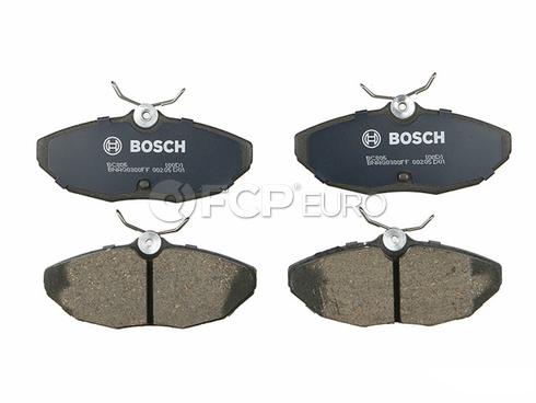 Jaguar Brake Pads Rear (S-Type) - Bosch BC806