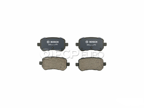 VW Brake Pads Rear (Routan) - Bosch BP1021