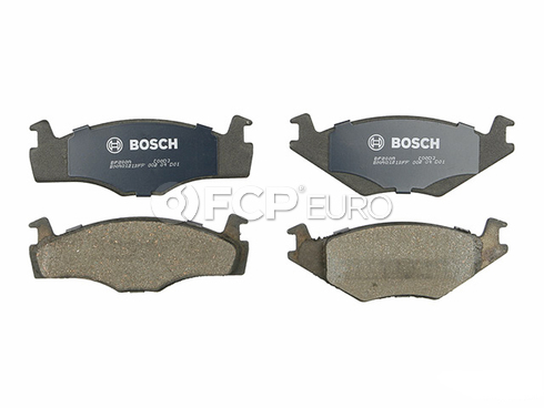 VW Brake Pad Set (Jetta Golf Quantum) - Bosch BP280A