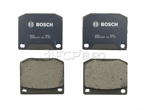 Saab Brake Pad Set (900) - Bosch BP2B