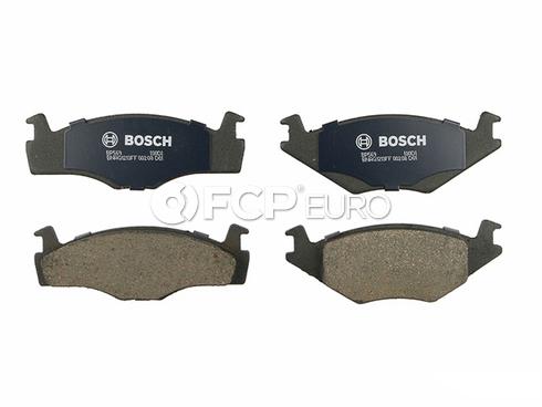 VW Brake Pad Set (Jetta Scirocco Rabbit Golf) - Bosch BP569
