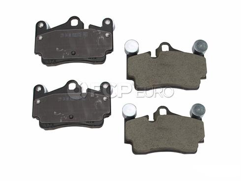Audi VW Brake Pad Set (Touareg Q7) - Meyle 7L0698451G