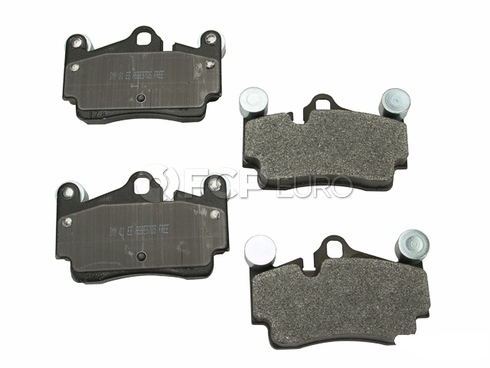 Audi VW Brake Disc Pad Set - Meyle 95535293904