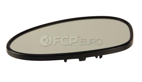 BMW Heated Mirror Glass Left - Genuine BMW 51167144309