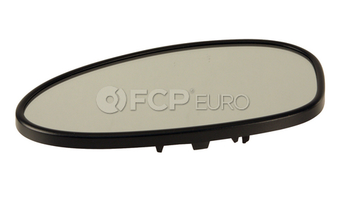 BMW Heated Mirror Glass Left - Genuine BMW 51167144309