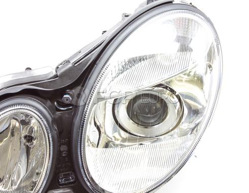 Mercedes Bi-Xenon Headlight Assembly Left - Hella 2118202361