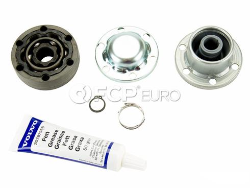 Volvo Drive Shaft CV Joint Kit Front (S40 S60 V50 V70 XC70 XC90) - Genuine Volvo 31216175