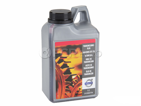 Volvo Auto Trans Oil (1 Liter) - Genuine Volvo 31256774
