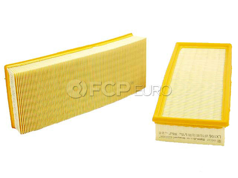 BMW Air Filter Element (E34) - Genuine BMW 13721707021