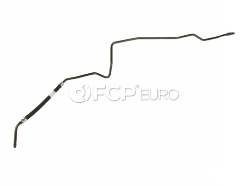 BMW Auto Trans Oil Cooler Outlet Hose - Cohline 17221723992