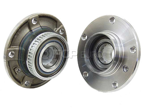 BMW Wheel Hub Assembly Front - Genuine BMW 31221139348