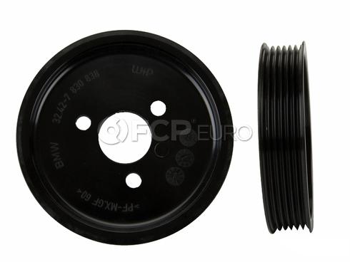 BMW Power Steering Pump Pulley (M3 Z4 Z8) - Genuine BMW 32427830838