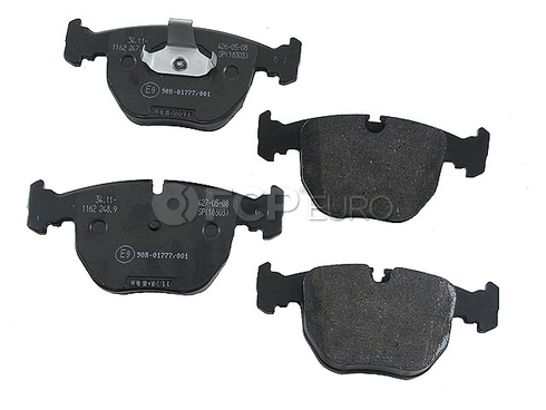 BMW Brake Pad Set - Genuine BMW 34116761252