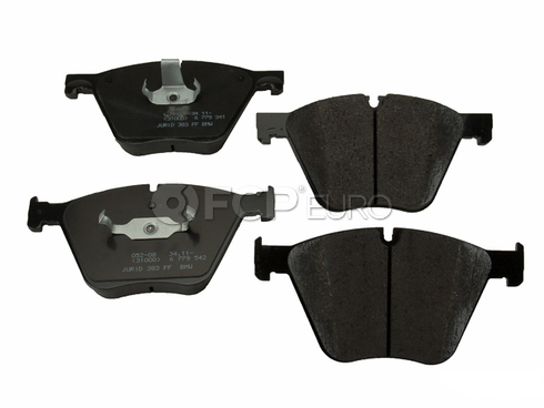 BMW Brake Pad Set - Genuine BMW 34116783554