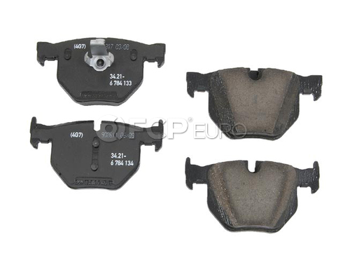 BMW Brake Pad Set - Genuine BMW 34216784135