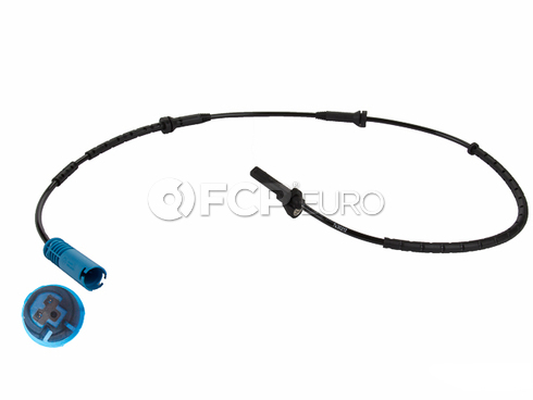 BMW ABS Wheel Speed Sensor Rear (7-Series) - Genuine BMW 34526771709