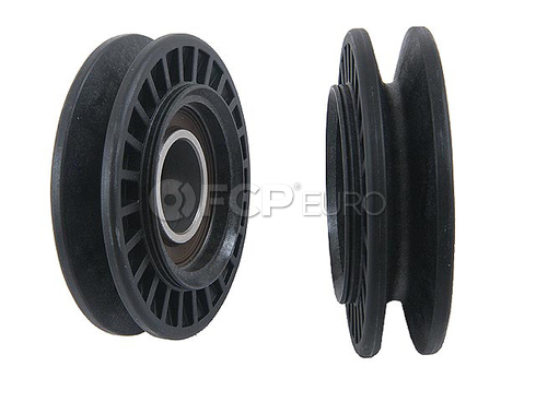 BMW AC Idler Pulley - Genuine BMW 64551721844