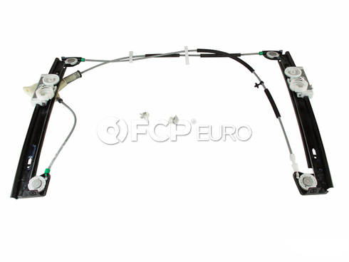 Mini Window Regulator Front Left (Cooper Convertible) - Genuine Mini 51337162163