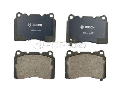 Volvo Brake Pad Set (S60R V70R) - Bosch 30748513