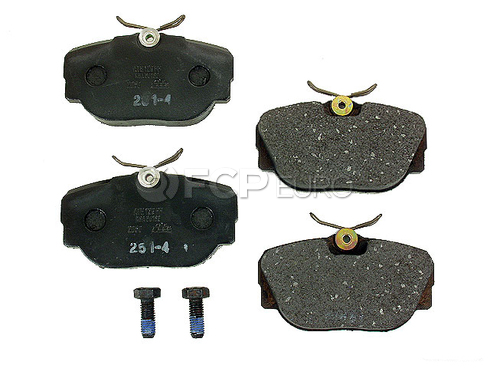 BMW Brake Pad Set (318i 325 325i) - ATE 602921