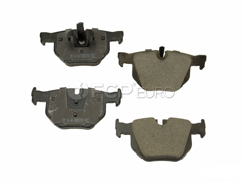BMW Brake Pad Set - Meyle D81170SC