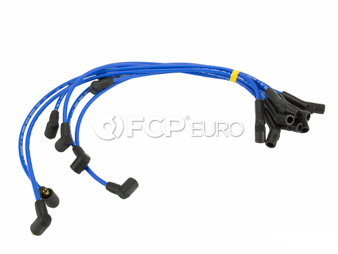Land Rover Spark Plug Wire Set (Discovery Range Rover) - NGK EUX068