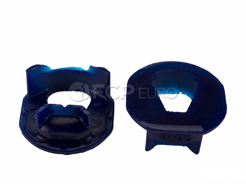 Mini Cooper Manual Trans Mount Bushing Set (Urethane) - Super Pro SPF2552K