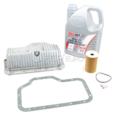 BMW Oil Pan Kit (E30 318i 318is) - 11131715266K