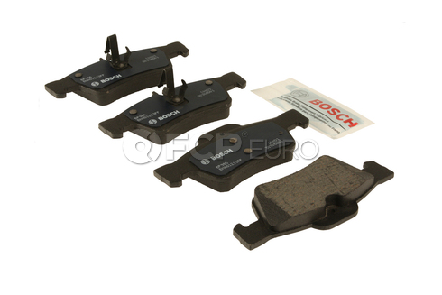 Mercedes Brake Pad Set Rear - Bosch BP986