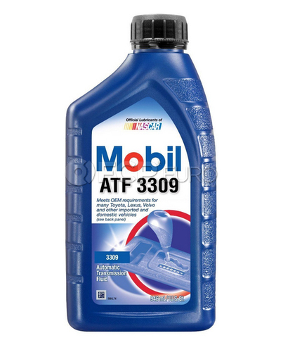 Automatic Transmission Fluid JWS 3309 (1 Quart) - MOBIL 1161540